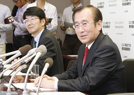 Japanese cities Hiroshima and Nagasaki considering joint bid to host 2020 Olympic Games
