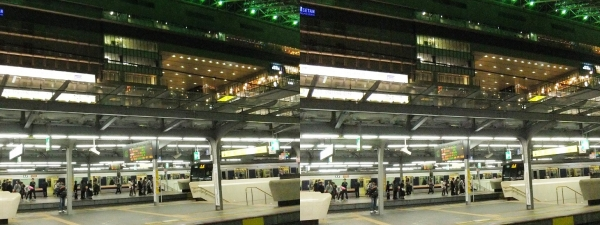 JR大阪駅⑥(平行法)