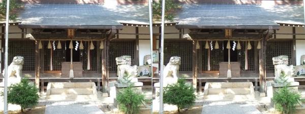 売布神社③(平行法)