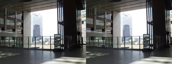 JR大阪駅③(平行法)