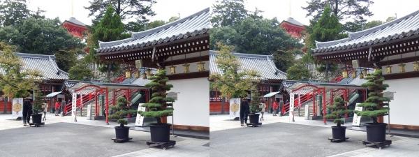 中山寺⑫(平行法)