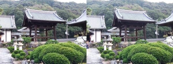 興聖寺鐘楼(平行法)