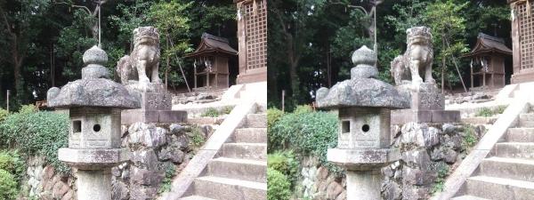 宇治上神社⑧(平行法)