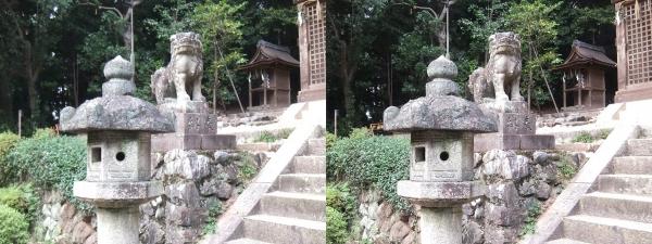 宇治上神社⑧(交差法)
