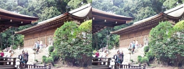 宇治上神社⑤(平行法)