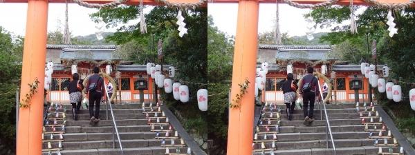 宇治神社④(平行法)