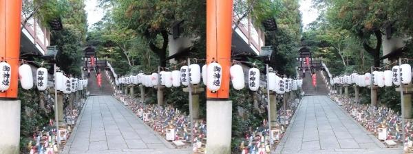 宇治神社①(平行法)
