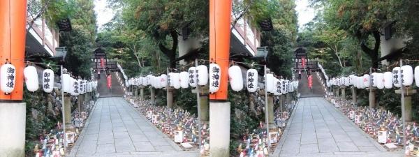 宇治神社①(交差法)
