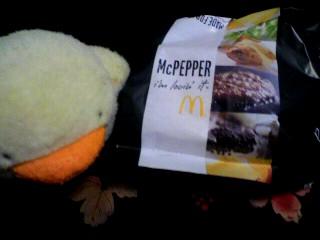 マクドナルド「マックペッパービーフ」