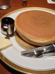 丸福珈琲 ホットケーキ