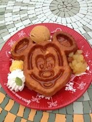 ディズニー食事2