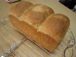 胚芽パン Iさん