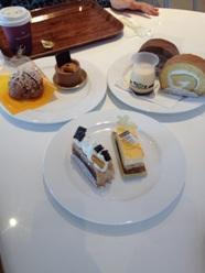 アクア×イグニス ケーキ