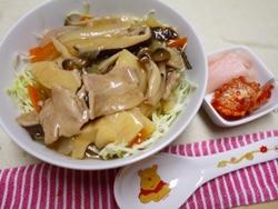 中華丼 2013-8-20