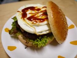 ハンバーガー2 2013-8-29