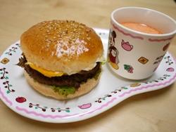 ハンバーガー1 2013-8-29