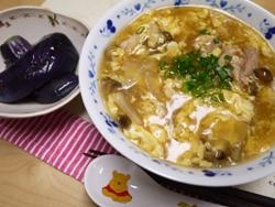 あんかけ蕎麦 2013-9