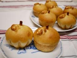 りんごパン 2013-11-8