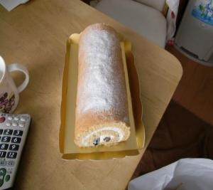 1ロールケーキ