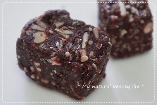 Navitas Naturals, Power Snack, Cacao Goji Superfood