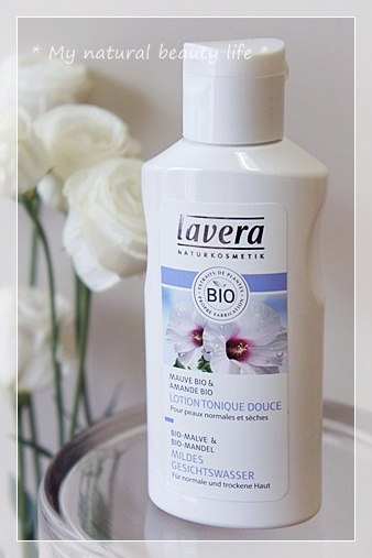 Lavera Naturkosmetic, Gentle Facial Toner, Organic Malva & Organic Almond