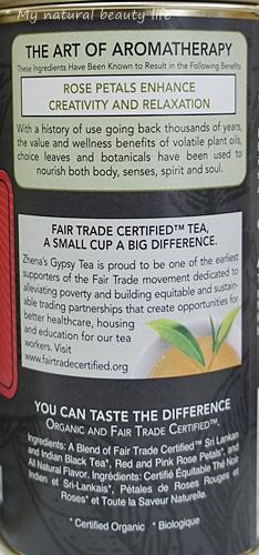 Zhena's Gypsy Tea
