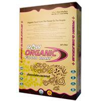 Organic Food Bar, Raw Organic Food Bar, Chocolate Coconut