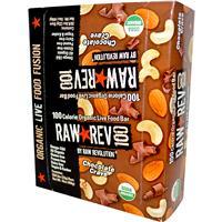 Raw Revolution Organic Live Food Bar, Chocolate Crave