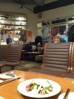 OnEdrop CAFE 雰囲気