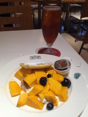 果実園 果実園のパンケーキ マンゴー