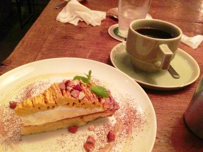 coto cafe モンブラン
