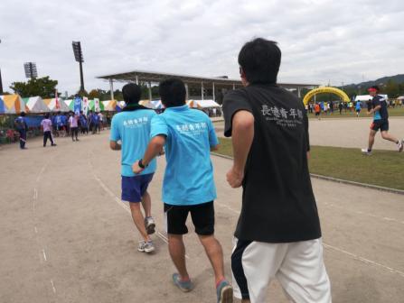 24時間マラソン②