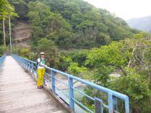 魂の旅の案内人なごみや わかちあい日記-吊り橋