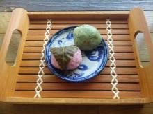 $なごみや * わかちあい日記 *-桜餅&草餅