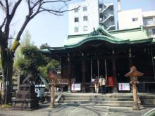 $なごみや * わかちあい日記 *-鐵砲洲稲荷神社
