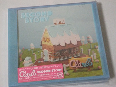 ClariS SECOND STORY