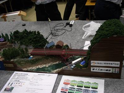鉄道模型コンテスト2013 奈良工業