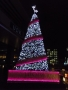 秋葉原 イルミネーション UDX クリスマスツリー