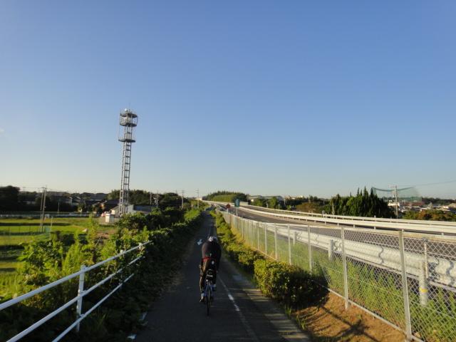 サイクリングロード