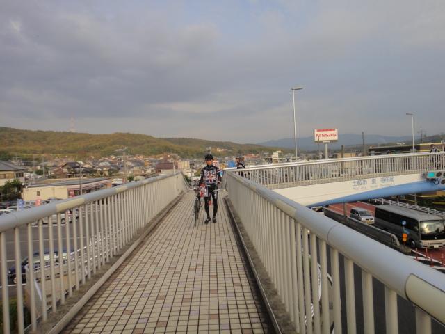 土岐歩道橋