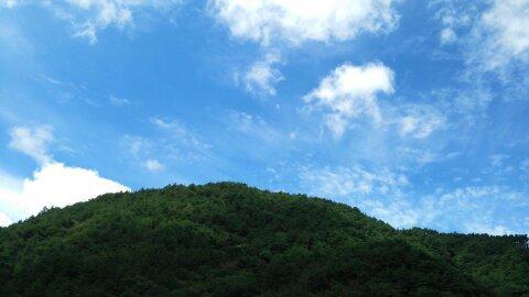 一人六甲山