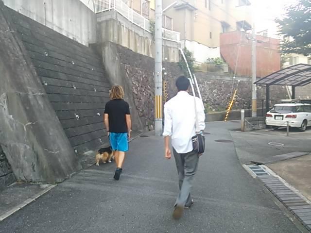 ウェルカム散歩
