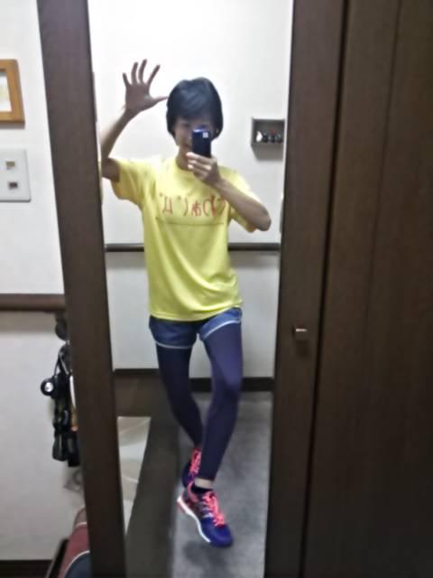 ぐわぁ&ニューバランス紫