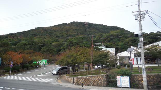 神戸試走六甲山