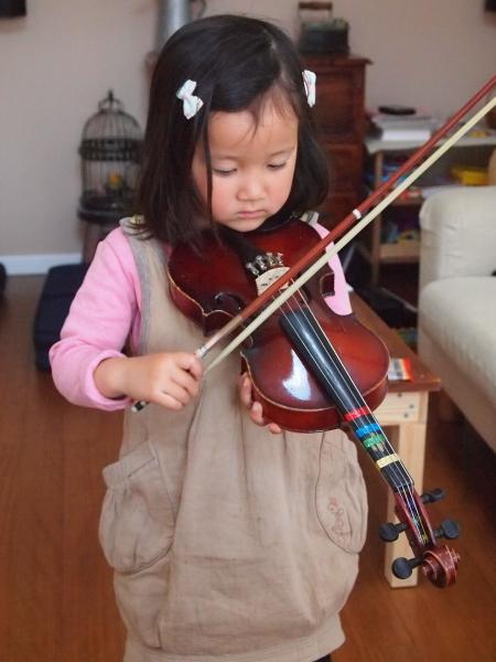 バイオリン4