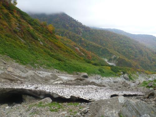 白馬大雪渓(2)