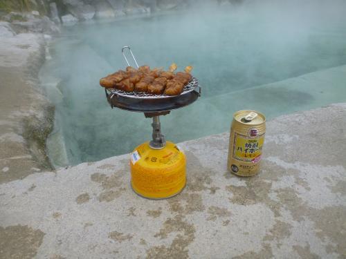 焼き鳥と鑓温泉(2)