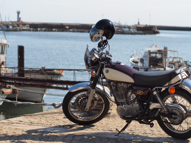 PA080090 バイク