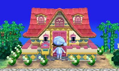 ちっち村長の家