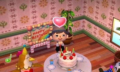 ケーキうまそ